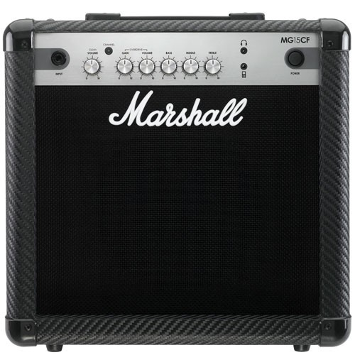 Ampli Đàn Guitar Marshall MG15CF