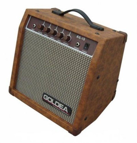 Goldea Acoustic guitar amplifier AG-15
