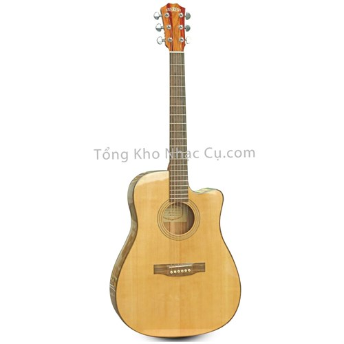 Đàn Guitar Acoustic Everest EVE-D350C