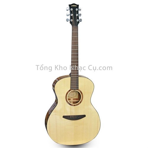 Đàn Guitar Acoustic Everest E100-OM