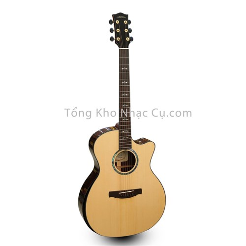 Đàn Guitar Acoustic Everest E500-AC
