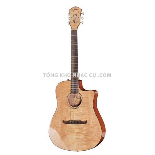 Đàn Guitar Acoustic Fender T-BUCKET400-CE FLM MPL Cao Cấp