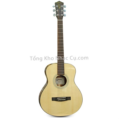 Đàn Guitar Acoustic Mini LuthierV V-53M
