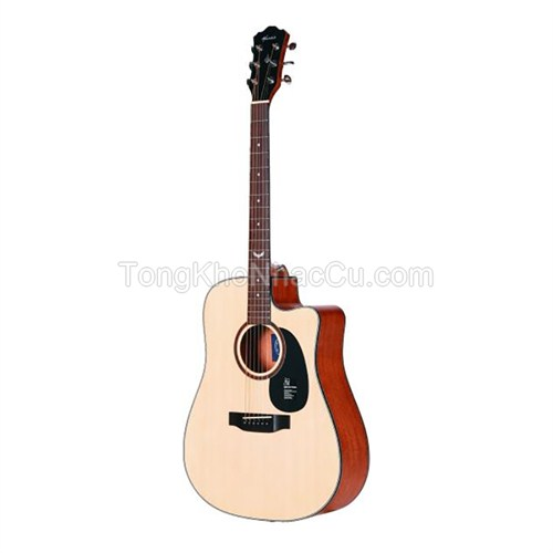 Đàn Guitar Acoustic Mantic AG370C