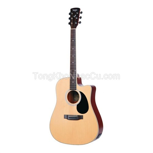 Đàn Guitar Acoustic Saga SF700C