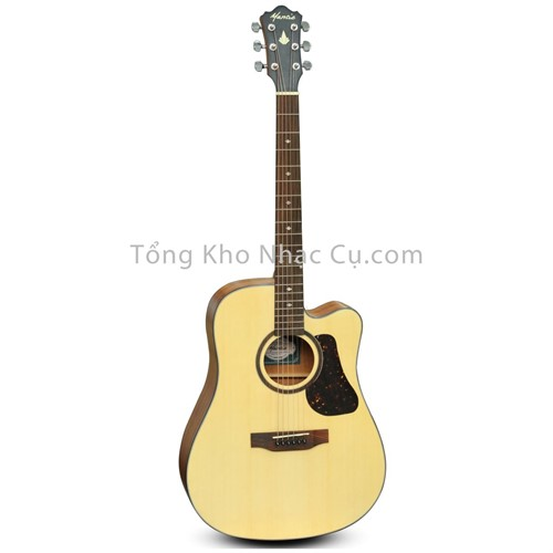 Đàn Guitar Acoustic Mantic AG1C