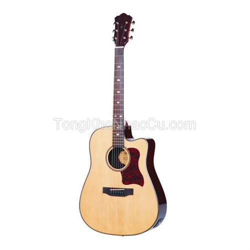 Đàn Guitar Acoustic Mantic AG650SCE