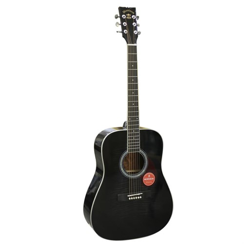 Đàn Guitar Acoustic Morrison MGW 405BK (Solid Top)