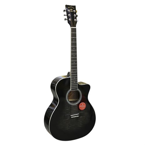 Đàn Guitar Acoustic Morrison MGW 10CBK (Solid Top)
