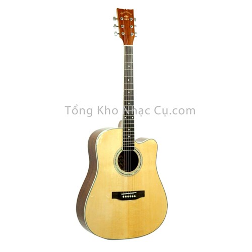 Đàn Guitar Acoustic Morrison 450 CNA -Solid Top