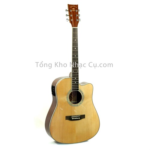 Đàn Guitar Acoustic Morrison MGW450CNA-EQ (Solid Top)
