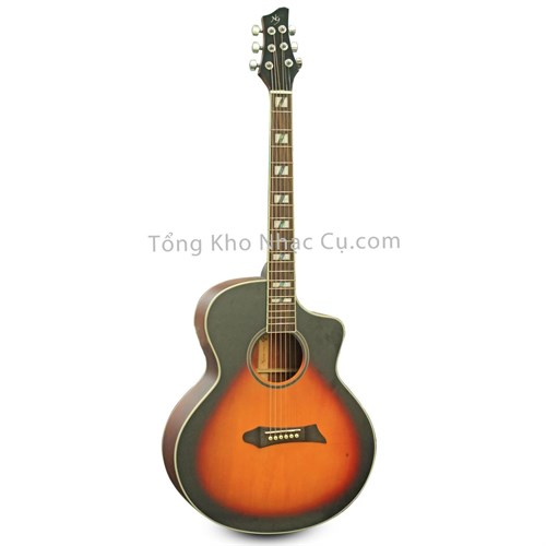 Đàn Guitar Acoustic NG ST-YS (Solid Top)