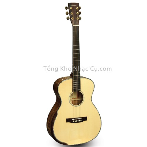 Đàn Guitar Acoustic Poshman Beveled SO100-LMT
