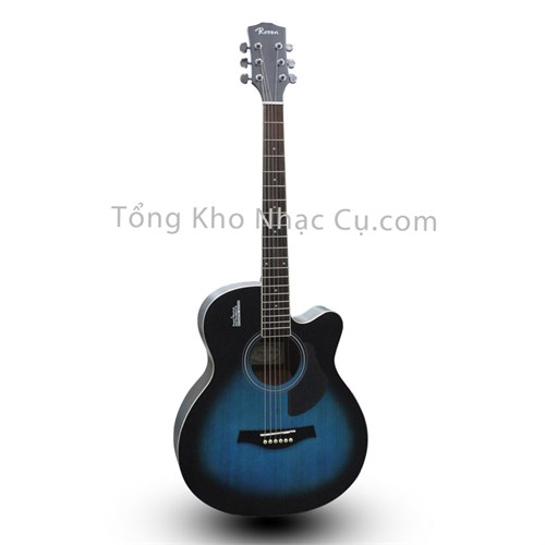 Đàn Guitar Acoustic Rosen G11BL-A (Solid top)