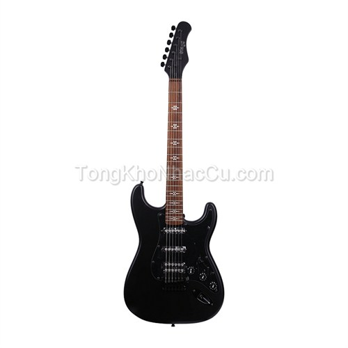 Đàn Guitar Electric Stagg S402CBK