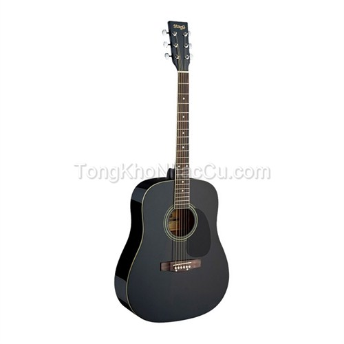 Đàn guitar acoustic Stagg SA20D BK