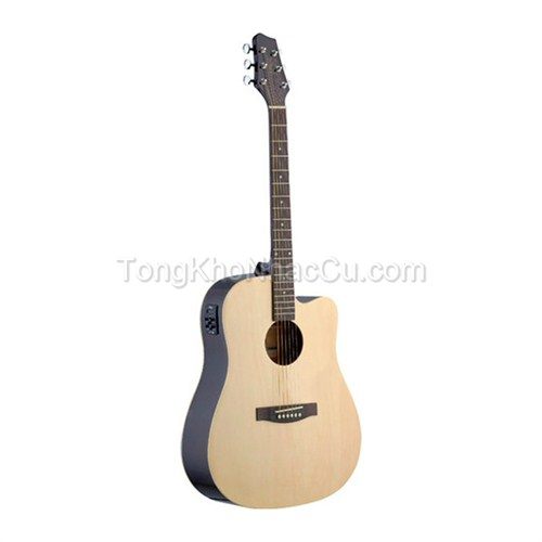 Đàn guitar acoustic Stagg SA30DCEN