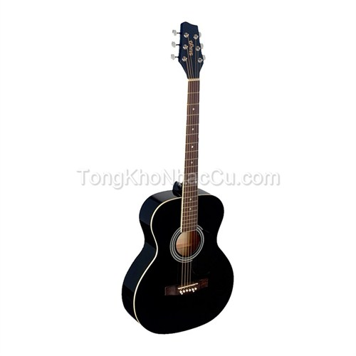 Đàn guitar acoustic Stagg SA20A BK