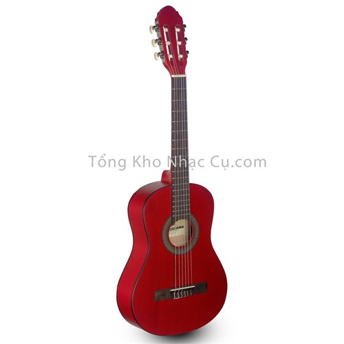 Đàn Guitar Classic Stagg C410 M RED (Size Mini)