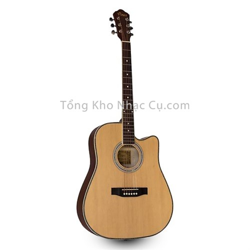 Đàn Guitar Acoustic Vines VA-4146N