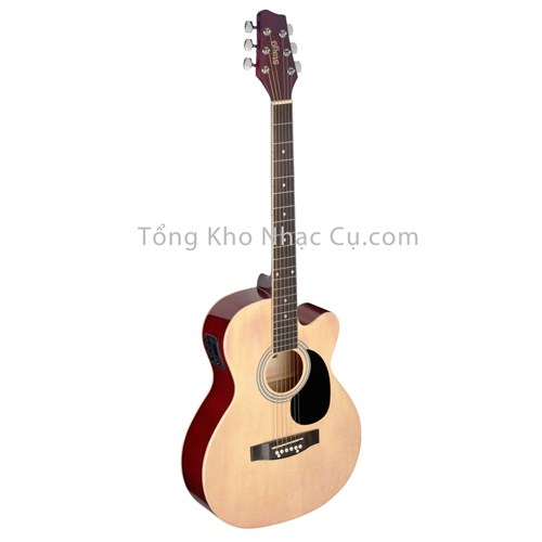 Đàn Guitar Acoustic Stagg SA20ACE NAT