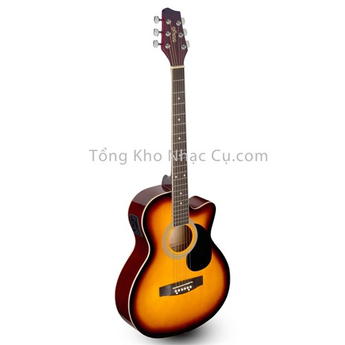 Đàn Guitar Acoustic Stagg SA20ACE SNB