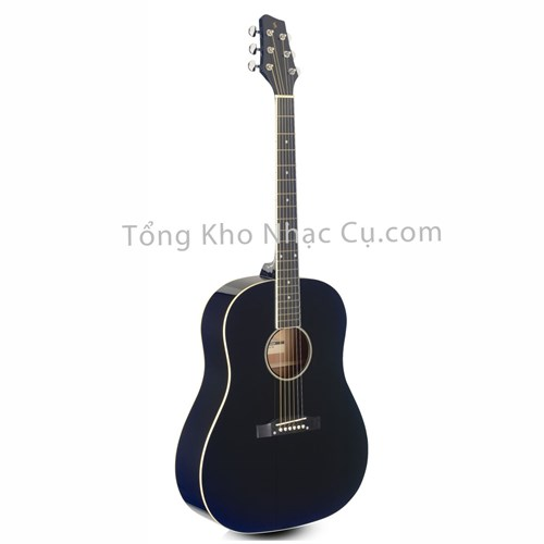 Đàn Guitar Acoustic Stagg SA35 DS-BK
