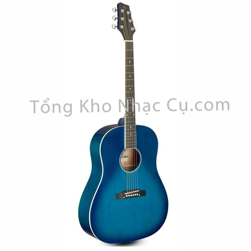 Đàn Guitar Acoustic Stagg SA35 DS-TB