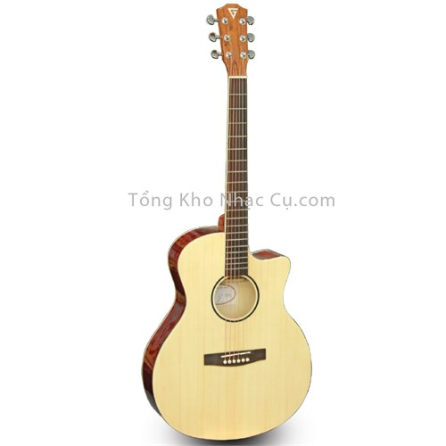 Đàn Guitar Acoustic Việt Nam VG AS200N