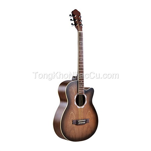 Đàn Guitar Acoustic Vines VA-3940TBS