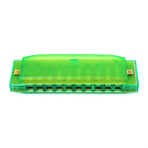Kèn harmonica Hohner Happy Harp Green M5153 (Key C)