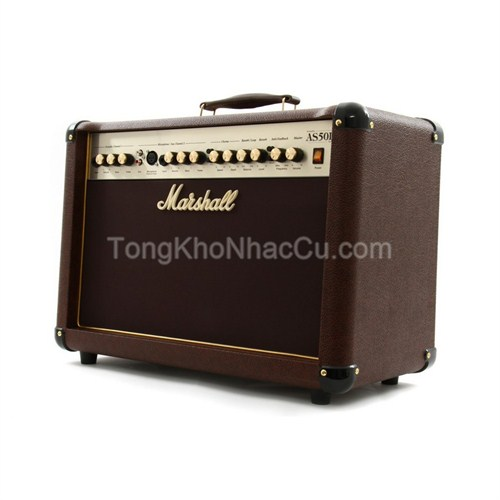 Amply Guitar Marshall AS50D Soloist