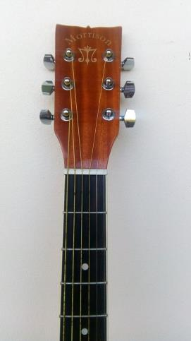 Guitar Acoustic Morrison MGW405CNA