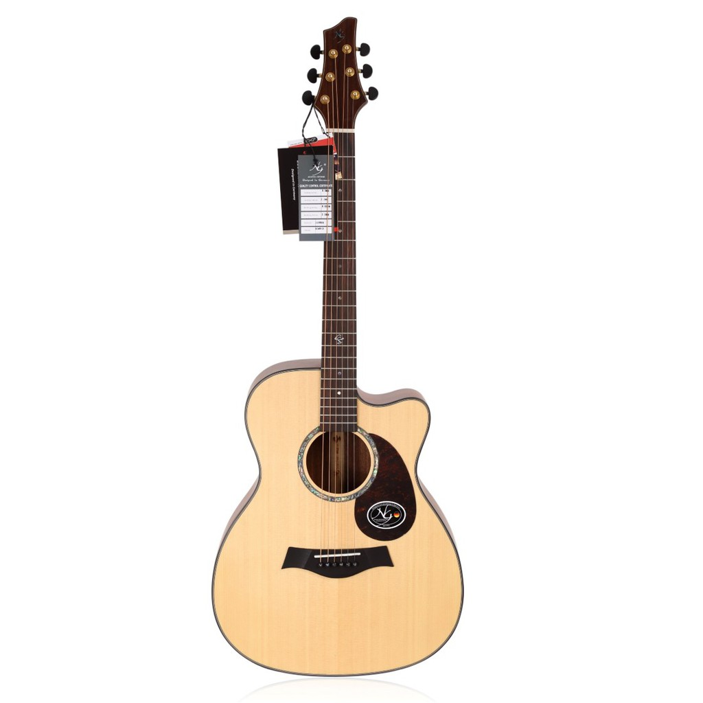 Shop bán đàn guitar acoustic NG northerly gale guitar