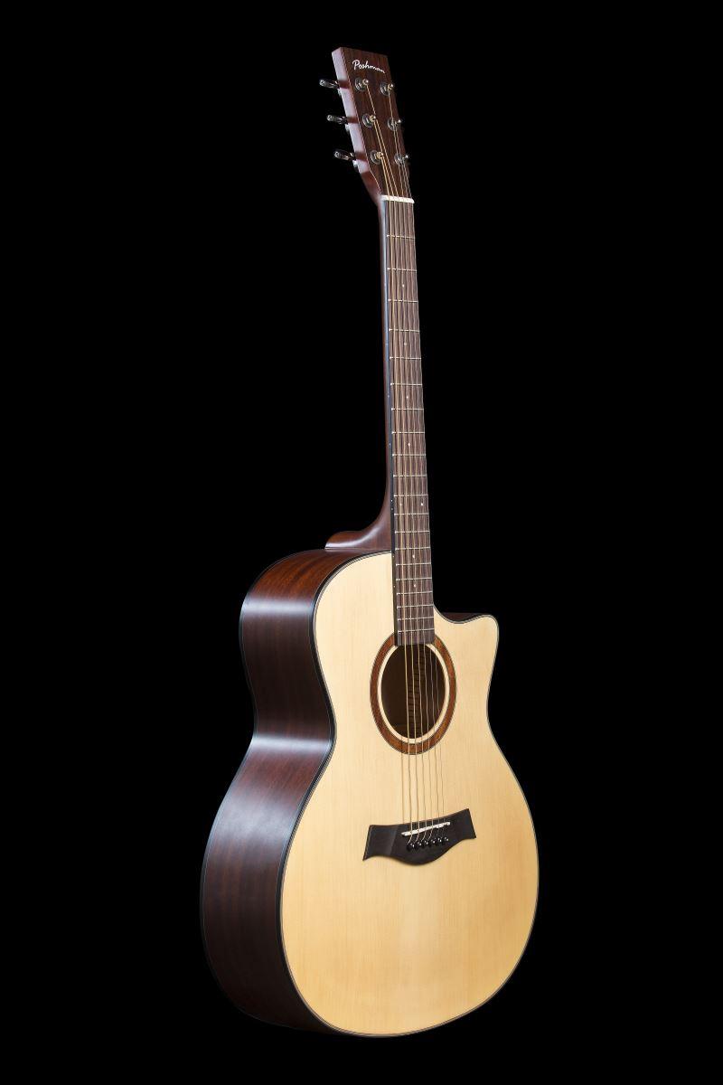 Poshman guitar hoàn hảo cho người mới