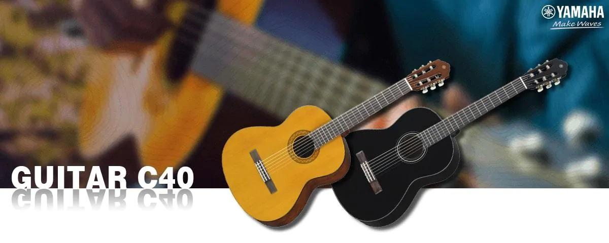 đàn guitar classic yamaha c40 chính hãng giá rẻ