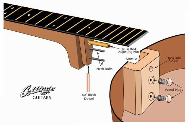 Truss Rod Guitar